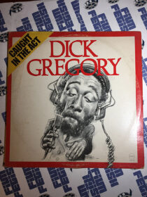 Dick Gregory Caught in the Act Original Vinyl Edition (1973)