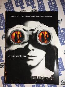 Disturbia Original Press Publicity Kit (2007)