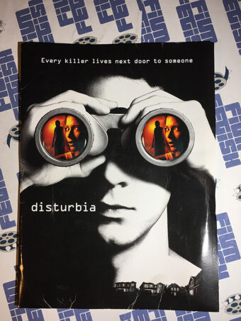 Disturbia Original Press Publicity Kit (2007)