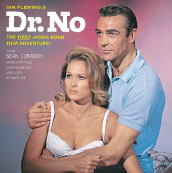 Dr. No Original Motion Picture Soundtrack Limited Edition Vinyl (2013)