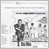 Dr. No Original Motion Picture Soundtrack Limited Edition Vinyl (2013)