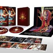 Flash Gordon Limited Edition 4K Blu-ray + Book + Poster Box Set (2020)