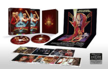 Flash Gordon Limited Edition 4K Blu-ray + Book + Poster Box Set (2020)