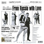 From Russia with Love Original Motion Picture Soundtrack Remastered Vinyl Edition (2015)