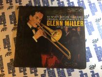 Glenn Miller 50 Never Before Released Original Performances 2-Disc Vinyl Edition (1959) RCA Victor LPM-6100