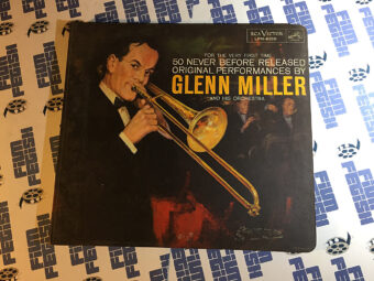 Glenn Miller 50 Never Before Released Original Performances 2-Disc Vinyl Edition (1959) RCA Victor LPM-6100