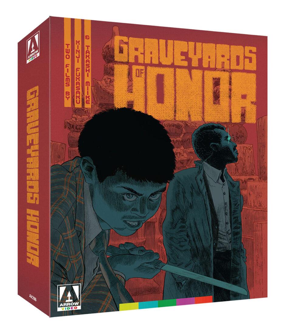 Graveyards of Honor Limited Edition 2 Movie Box Set with Kinji Fukasaku and Takashi Miike Versions