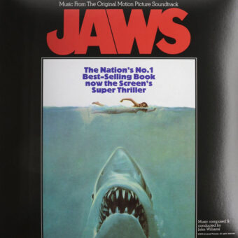 Jaws Music from the Original Motion Picture Soundtrack Limited Vinyl Edition (2014)