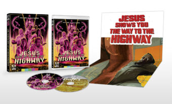 Jesus Shows You The Way To The Highway Limited Edition Blu-ray + Poster + Collector Booklet (2020)