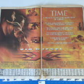 Original Full Page Newspaper Ads for Movies XXX, Spy Kids 2 and Signs (New York Times August 9, 2002) [A15]