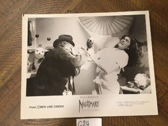 A Nightmare on Elm Street 10×8 inch Original Press Photo [C24]