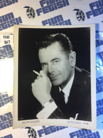 Actor Glenn Ford Original MGM Publicity Press Photo (1961) PHO867