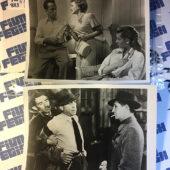 Lot of 8 Original Press Publicity Photos of Humphrey Bogart [PHO883]