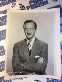 Original MGM Press Publicity Photo of Actor David Niven [PHO892]