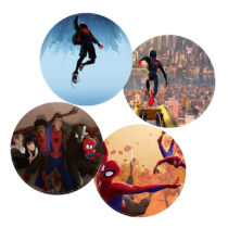 Spider-Man: Into the Spider-Verse Original Movie Score 2-Disc Double-Sided Picture Vinyl Limited Edition