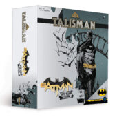 Talisman Batman Super-Villians Edition Competitive Board Game Based on Talisman Magical Quest