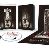 The Deeper You Dig + The Hatred Double Feature Special Blu-ray Edition with Slipcover (2020)