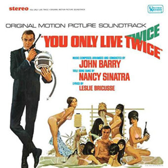 You Only Live Twice Original Motion Picture Soundtrack Remastered Vinyl Edition (2015)