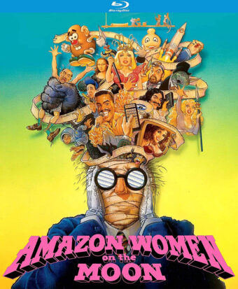 Amazon Women on the Moon Special Edition Blu-ray (2020)