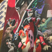 DC Comics Batman Beyond The Animated Series 12 x 18 inch Officially Licensed Canvas Print [C21]