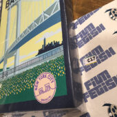 Bay Ridge New York Narrows Bridge 12×18 inch Officially Licensed Art Canvas Print [C27]