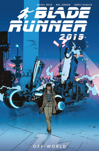 Blade Runner 2019: Vol. 2: Off World Graphic Novel (2020)