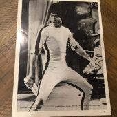 Bruce Lee in Game of Death 8 x 10 inch Original Publicity Photo Jeet Kune Do Club [C23]