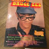 Mystery of Bruce Lee Photo Magazine Jeet Kune Do Fan Club + 9 Publicity Photos (1980) [C32]