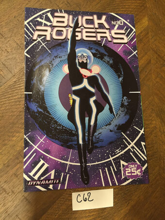 Buck Rogers No. 0 (Dynamite Entertainment, 2009) [C62]