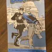 Busted: Comic Book Legal Defense Fund Magazine (Fall 2003) [C61]