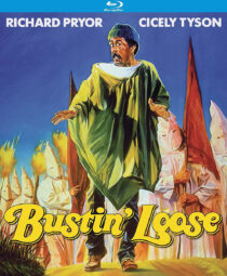 Bustin' Loose Special Edition Blu-ray (2020)