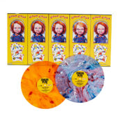 Child's Play Original 1988 Motion Picture Soundtrack Limited Vinyl Edition