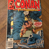 Conan the Barbarian Marvel Comics No. 77 (August 1977) John Buscema [C71]