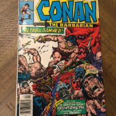 Conan the Barbarian Marvel Comics No. 71 (February 1977) Robert E. Howard, John Buscema, Ernie Chan [C73]