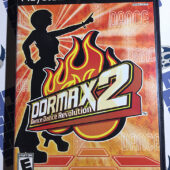 DDR Max 2 Dance Dance Revolution PlayStation 2 Konami with Manual [SLUS-20711]
