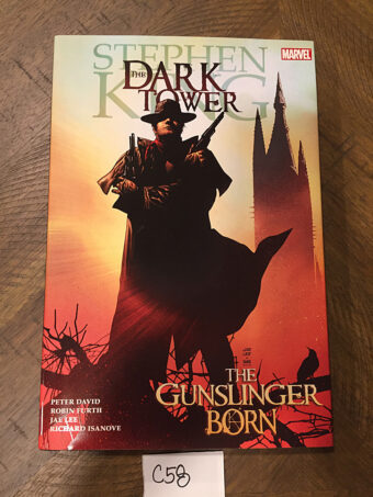 Dark Tower: The Gunslinger Born Hardcover Trade Edition Nos. 1-7 (First Printing 2007) [C58]
