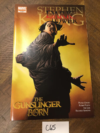 Dark Tower: The Gunslinger Born Comic No. 4 (July 2007) Stephen King [C65]