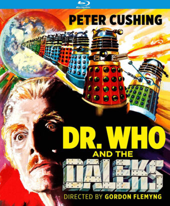 Dr. Who and the Daleks Special Edition Blu-ray (2020)