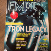 Empire Magazine San Diego Comic Con, Tron: Legacy Preview (August 2010) [C51]