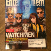 Entertainment Weekly Magazine (July 25, 2005) Comic-Con Preview, Watchmen, Star Trek, Terminator [C36]