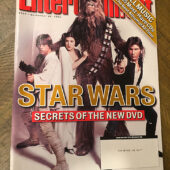 Entertainment Weekly Magazine (Sept 24, 2004) Star Wars, Harrison Ford [C50]