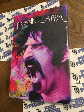 Frank Zappa 12×18 inch Music Rock Band Officially Licensed Canvas Print [C23]
