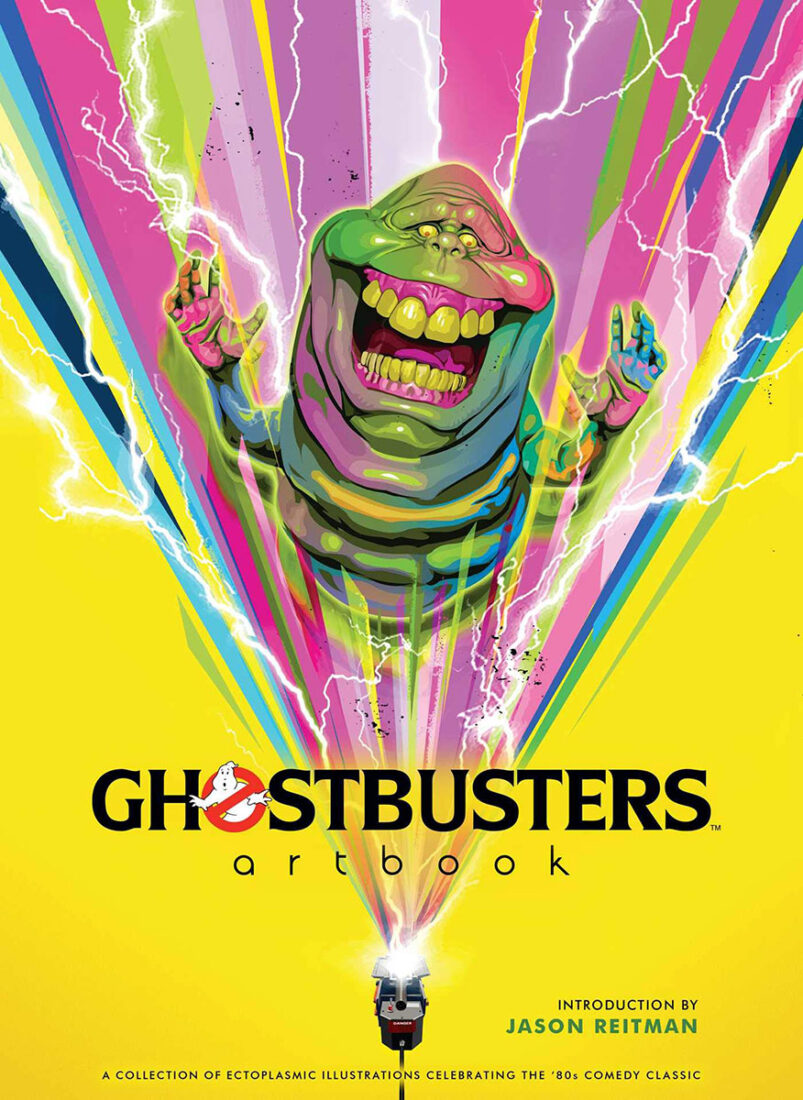 Ghostbusters: Artbook Hardcover Edition – A Collection of Ectoplasmic Illustrations Celebrating the 1980's Cult Comedy Classic (2020)