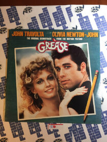 Grease Original Motion Picture Soundtrack 2-Disc Vinyl Edition (1978) John Travolta & Olivia Newton-John