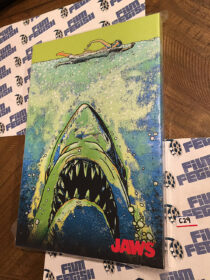 Jaws Movie 12×18 inch Officially Licensed Canvas Print [C29]