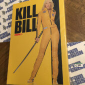 Kill Bill Volume 1 12×18 inch Officially Licensed Canvas Print [C30]