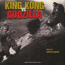 King Kong Vs. Godzilla Original Motion Picture Soundtrack Score (2018)