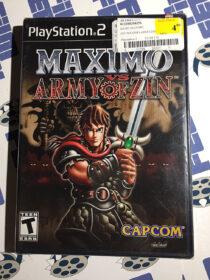 SEALED Maximo vs. Army of Zin PlayStation 2 Capcom (PS2, 2004)