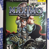 Maximo: Ghosts to Glory PlayStation 2 Capcom with Manual (2002) [SLUS 20017]