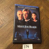 Meet Joe Black DVD Edition (1999) J74